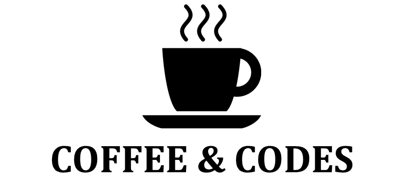 COFFEE and CODES LOGO