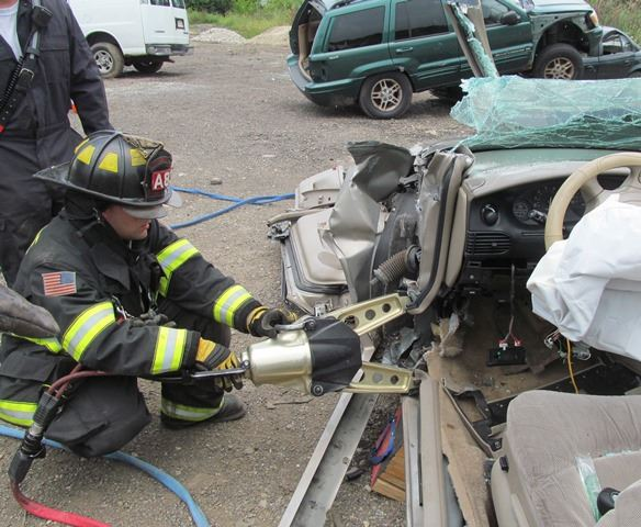 Fire Department Extrication