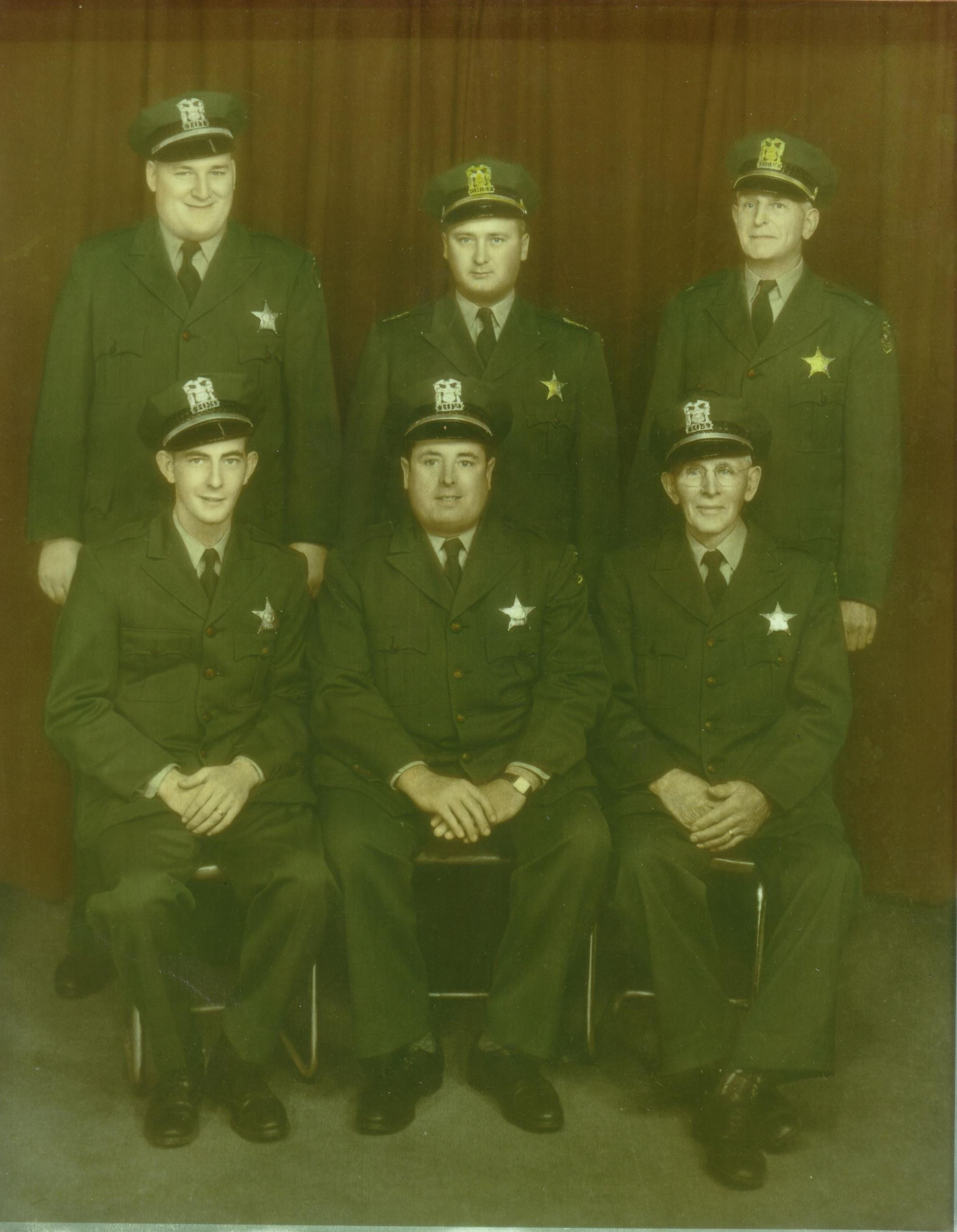 Police Department 1950