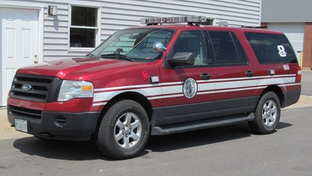 Reserve Command Vehicle